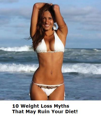 The 10 Weight Loss Myths