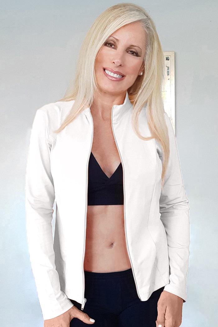 sportswear jacket for women