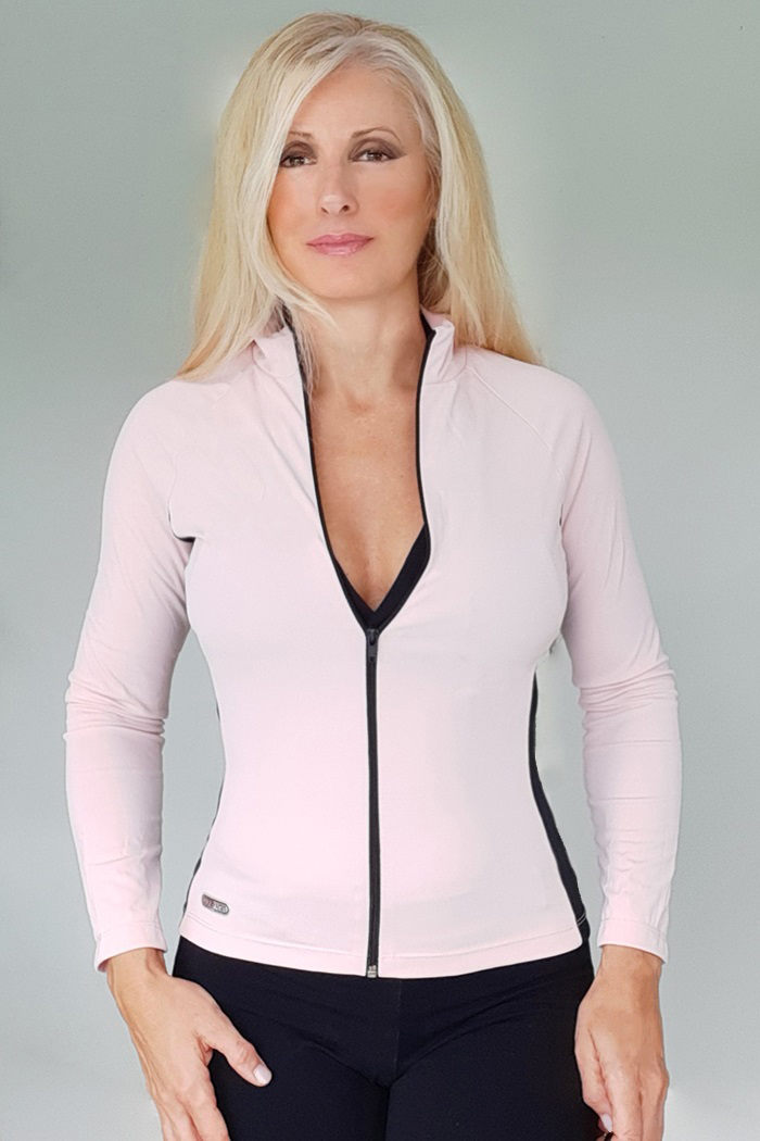 workout jacket for women