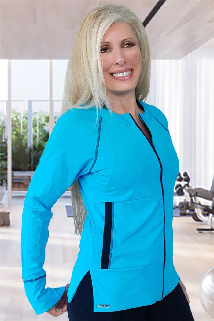 sportswear jacket for women