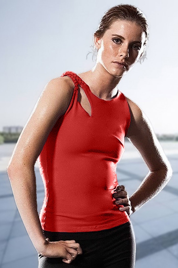 sportswear tank top for women
