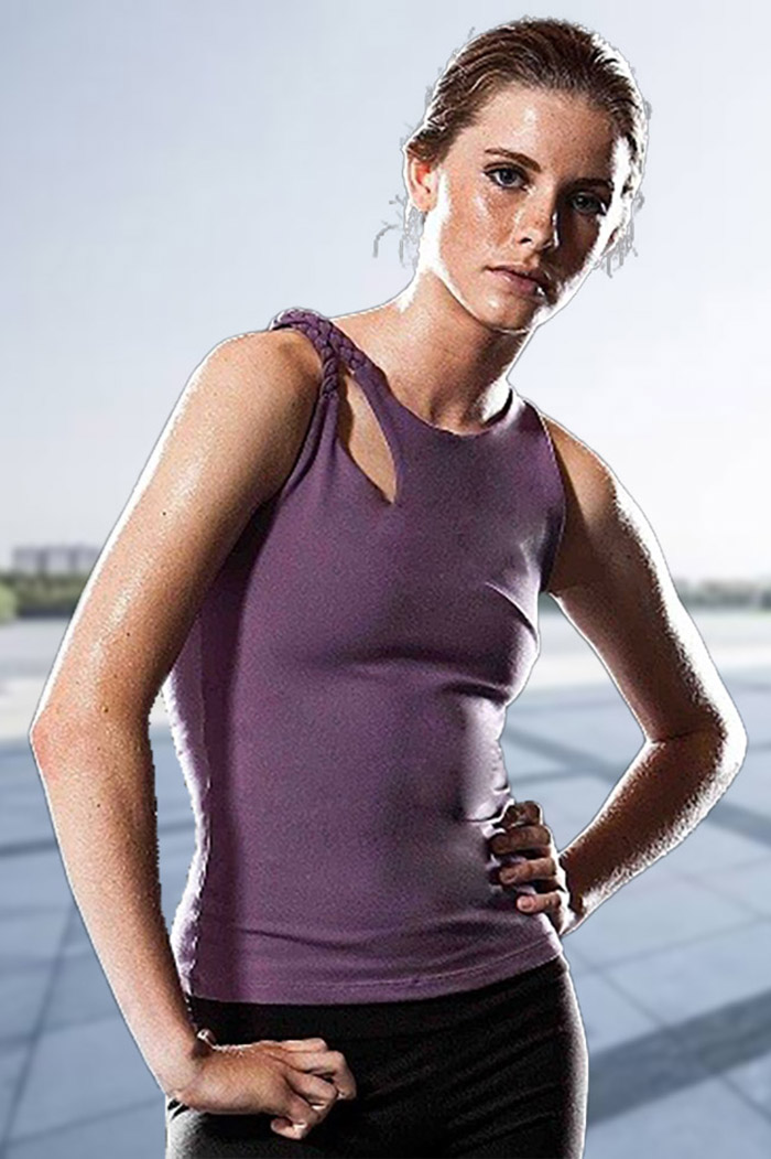 athleisure tank top for women