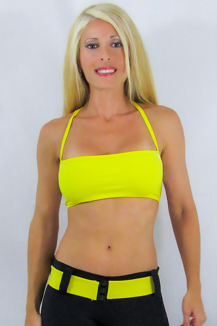 gym sports bra for women